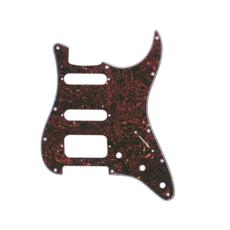 Fender NEW Fender Stratocaster Pickguard - HSS - Tortoise Shell