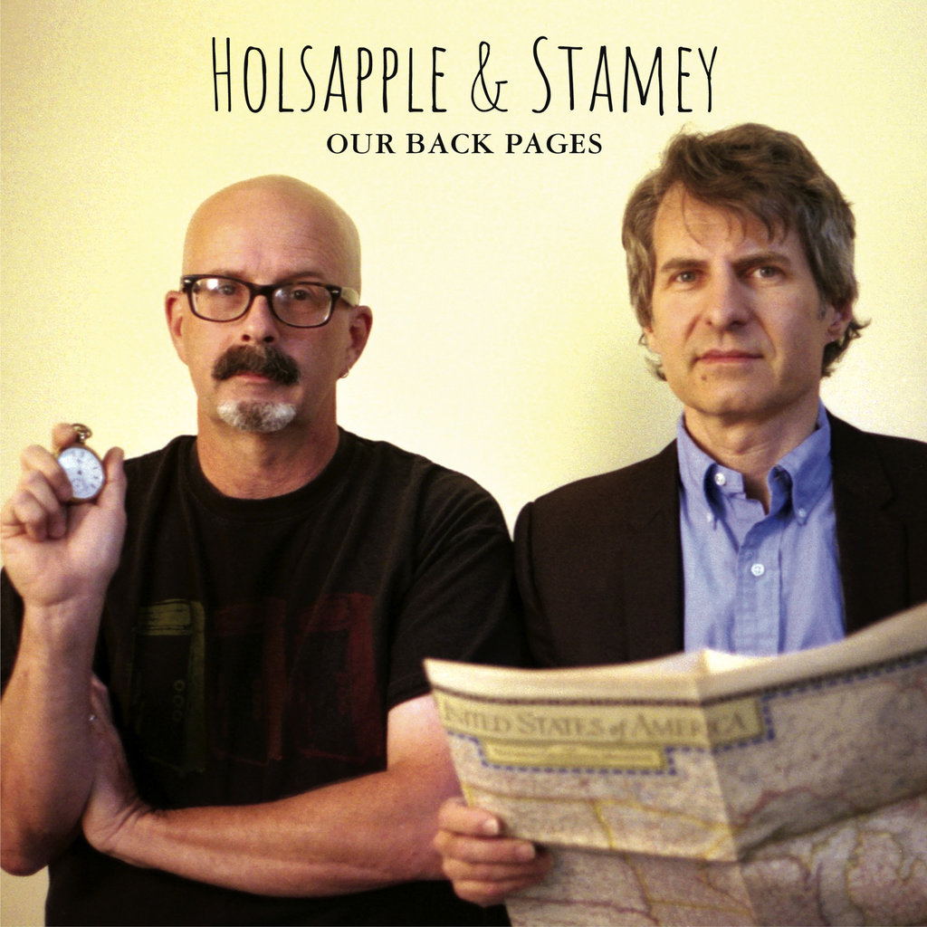 Vinyl NEW PETER HOLSAPPLE-Our Back Pages [RSD Drops 2021]