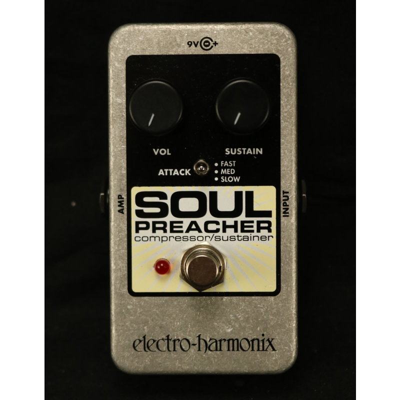 Electro Harmonix USED Electro Harmonix Soul Preacher (020)