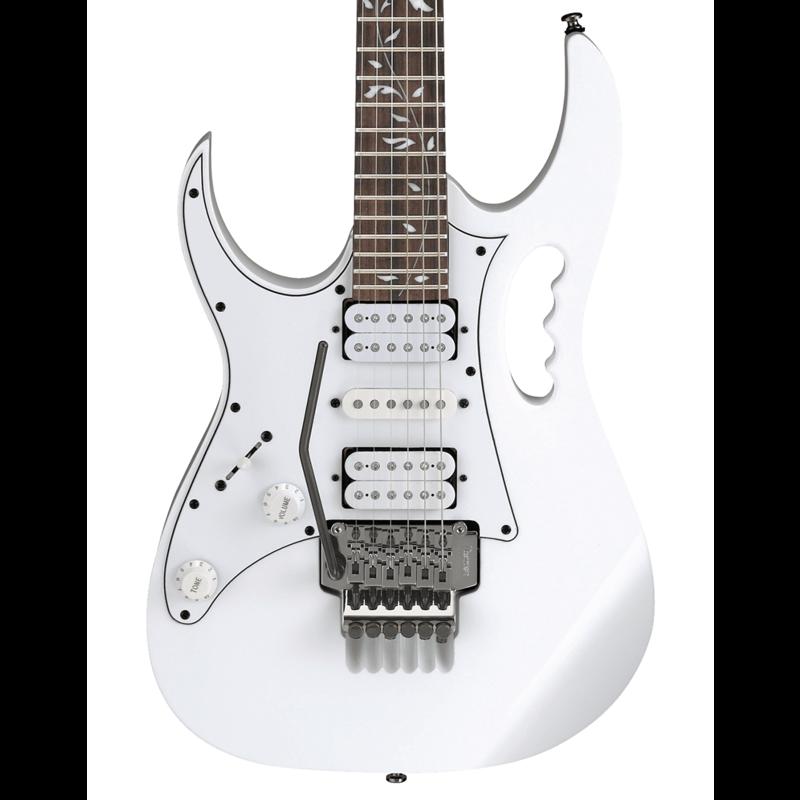 Ibanez NEW Ibanez Steve Vai Signature JEM JR Left-Handed - White (040)