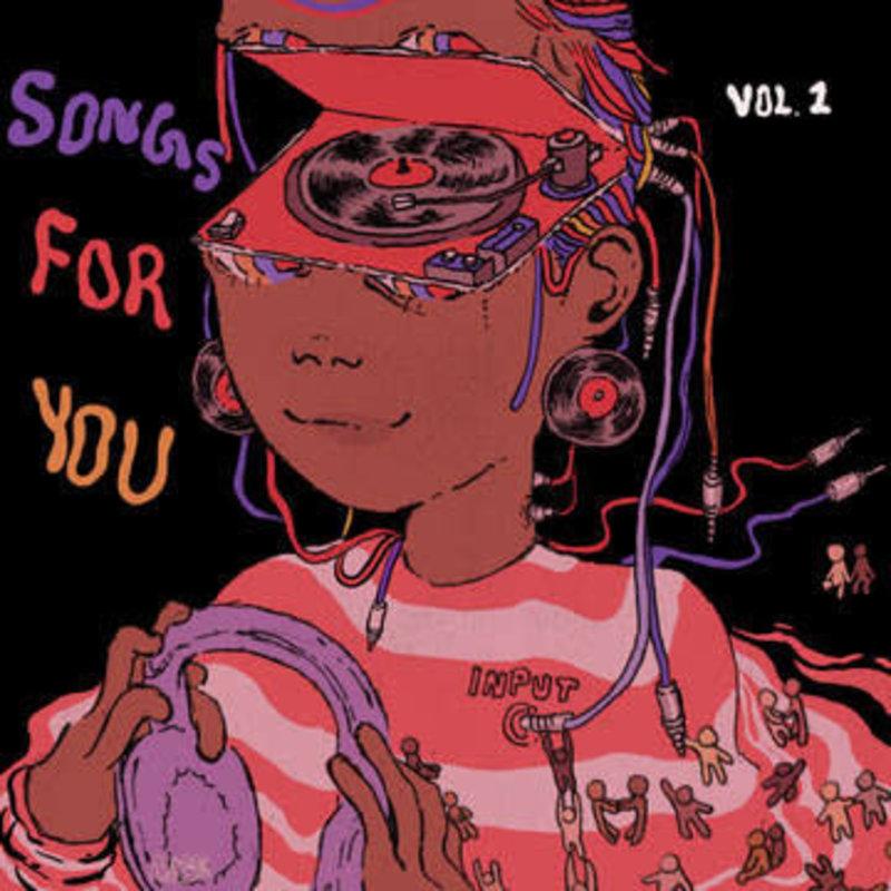 Vinyl NEW Various – Songs For You, Vol. 1-RSD21