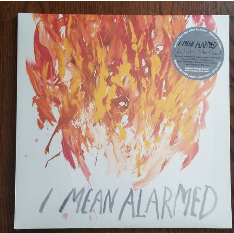 Vinyl NEW Various – I Mean Alarmed: The Toulon-Pedro Connect-RSD21