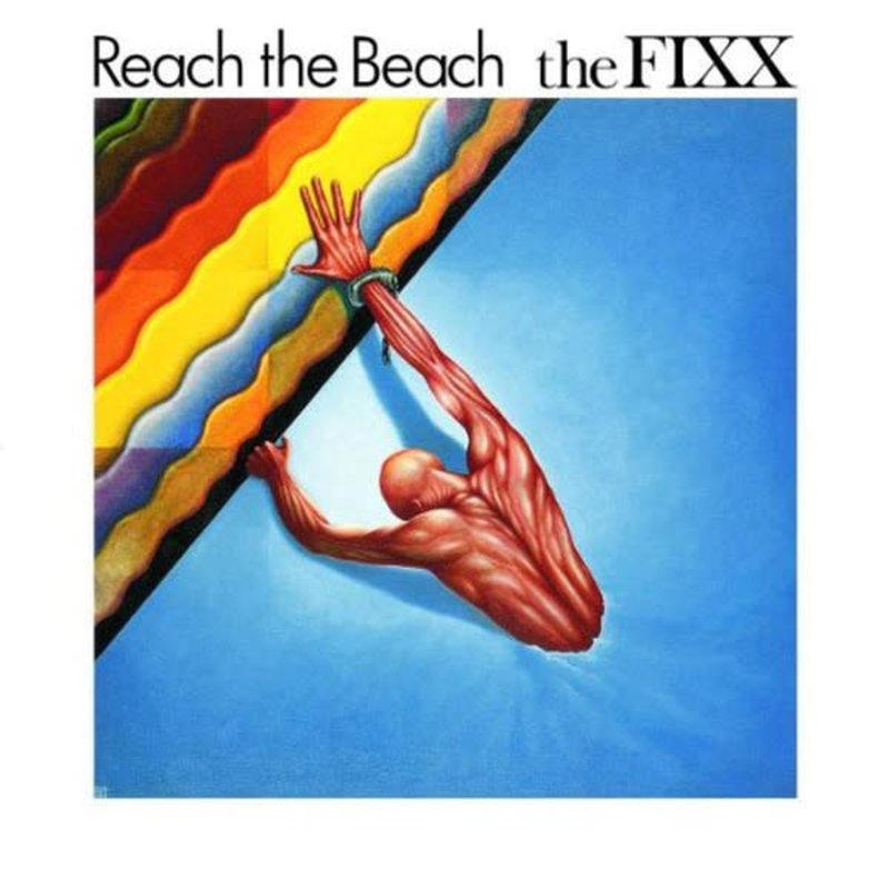 Vinyl NEW The Fixx – Reach The Beach-RSD21
