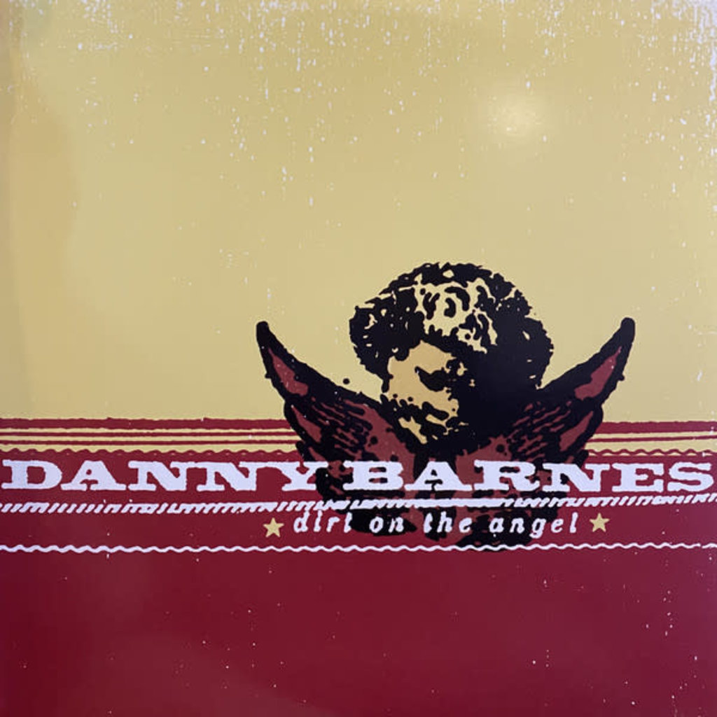 Vinyl NEW Danny Barnes – Dirt On The Angel-RSD21