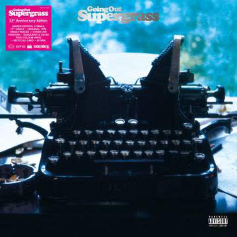 Vinyl NEW Supergrass – Going Out-RSD21