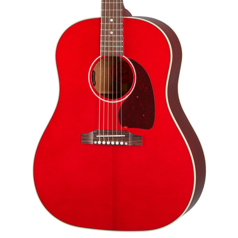 Gibson NEW Gibson J-45 Standard - Cherry (036)