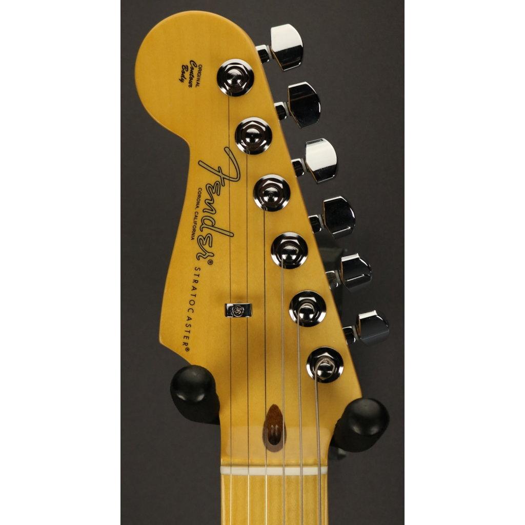 Fender NEW Fender American Professional II Stratocaster Left-Handed - Mystic Surf Green (449)