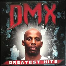 Vinyl NEW DMX – Greatest Hits-LP-Red & Black Splatter
