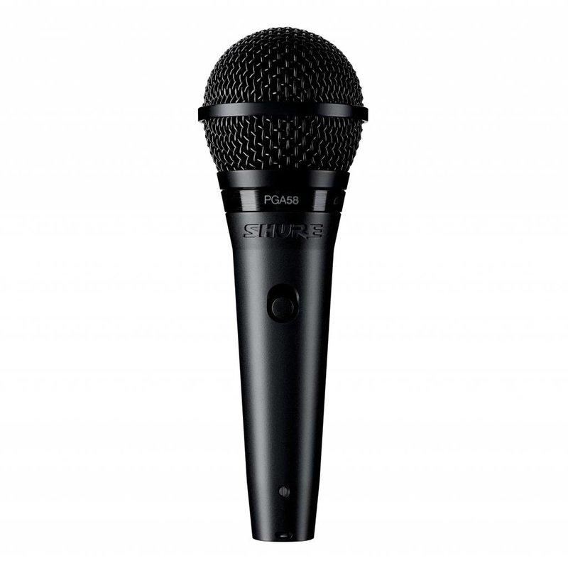 Shure NEW Shure PGA58XLR Vocal Microphone