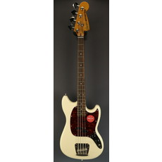 Squier DEMO Squier Classic Vibe '60s Mustang Bass - Olympic White (250)