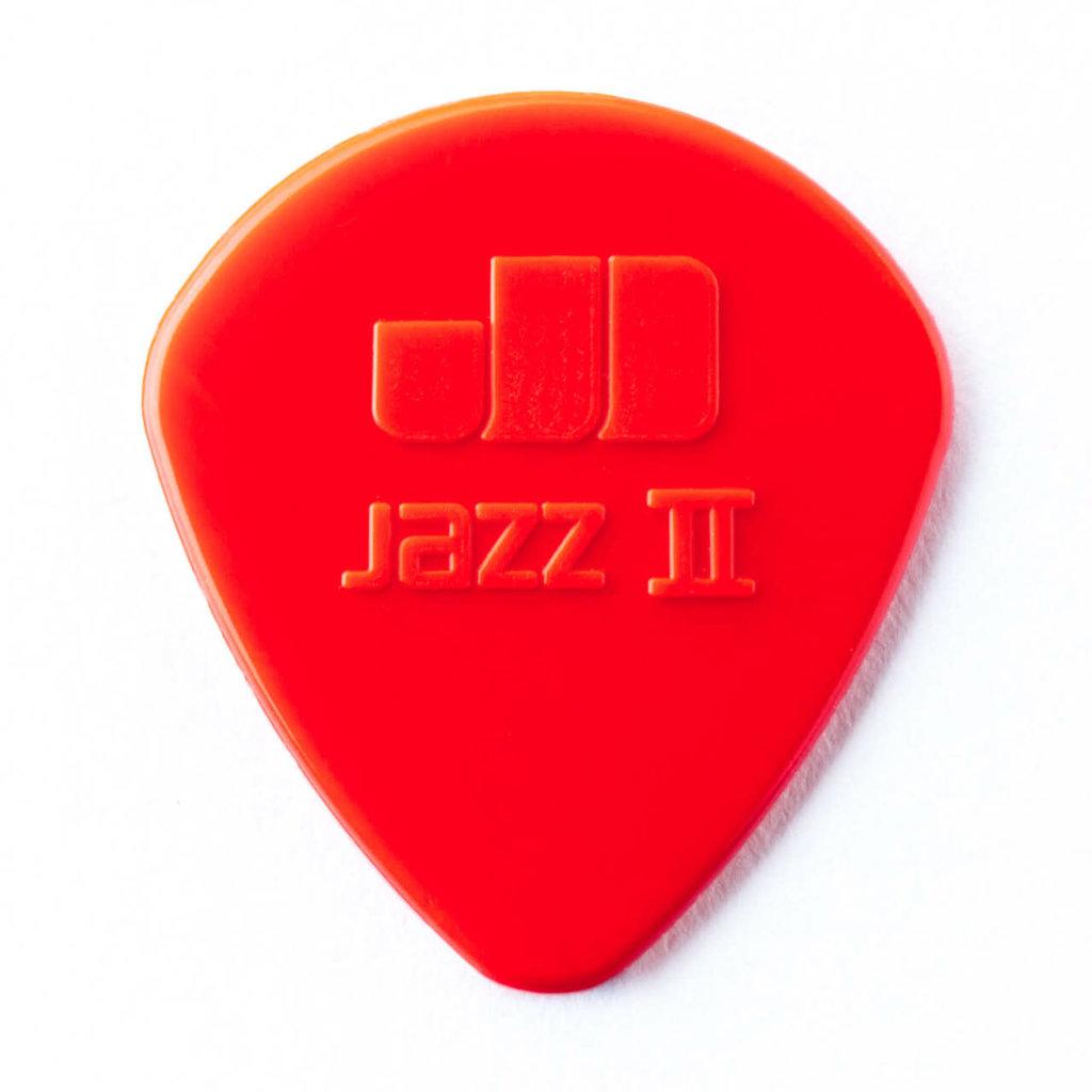 Dunlop NEW Dunlop Jazz II Picks - 6 Pack