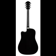 Fender NEW Fender FA-125CE Dreadnought - Black