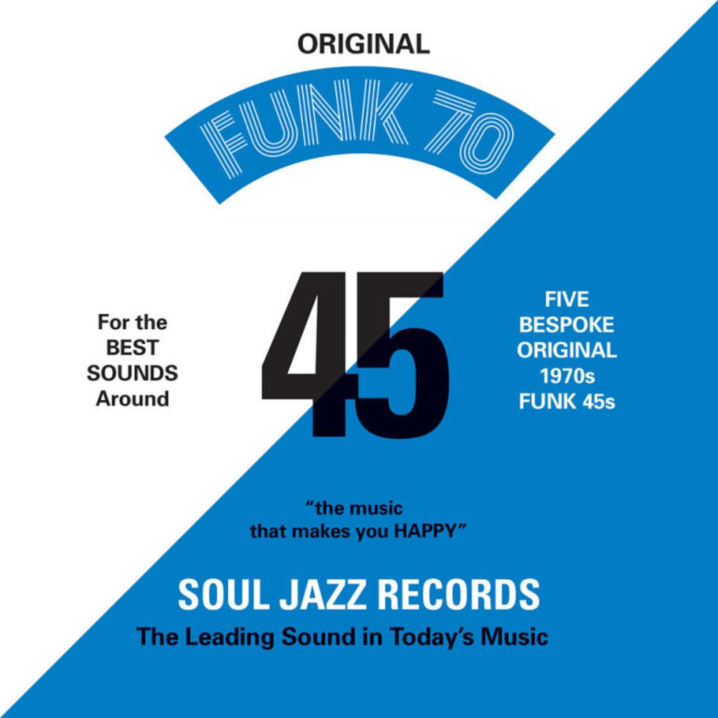 Vinyl NEW Various – Funk 70-RSD21
