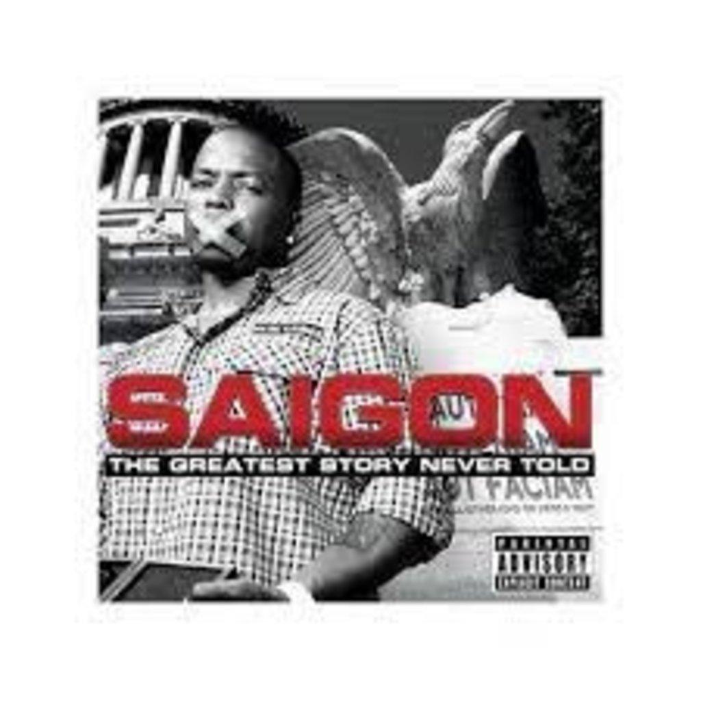 Vinyl NEW Saigon – The Greatest Story Never Told-RSD21