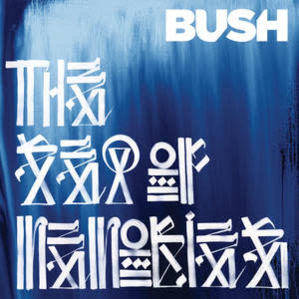 Vinyl NEW Bush – The Sea Of Memories-RSD21