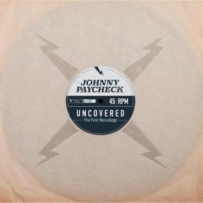 Vinyl NEW Johnny Paycheck – Uncovered: The First Recordings-RSD21