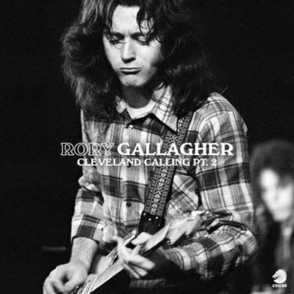 Vinyl NEW Rory Gallagher – Cleveland Calling Pt. 2-RSD21