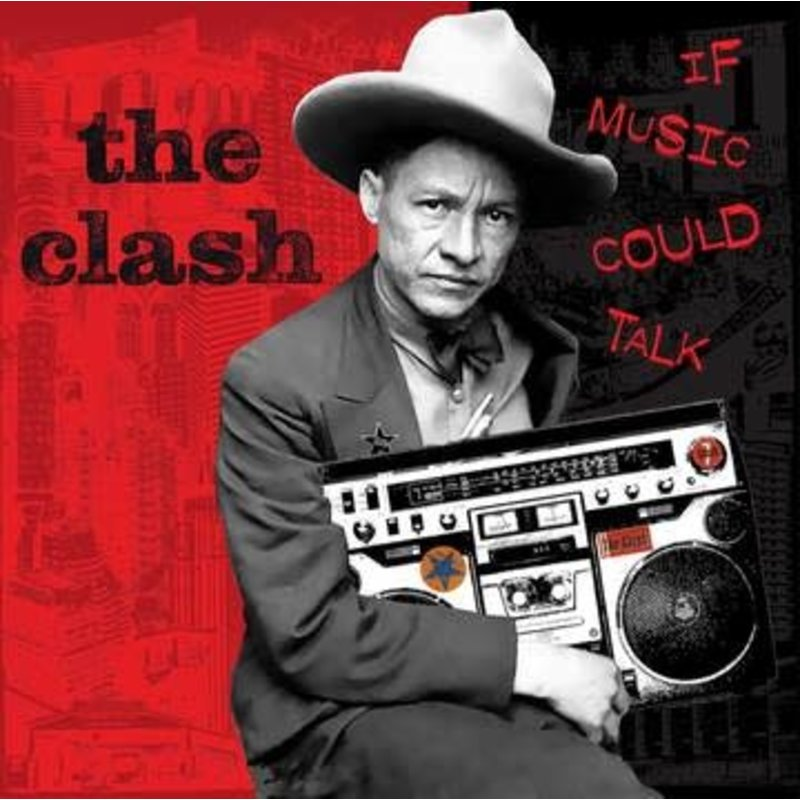Vinyl NEW The Clash – If Music Could Talk-RSD21