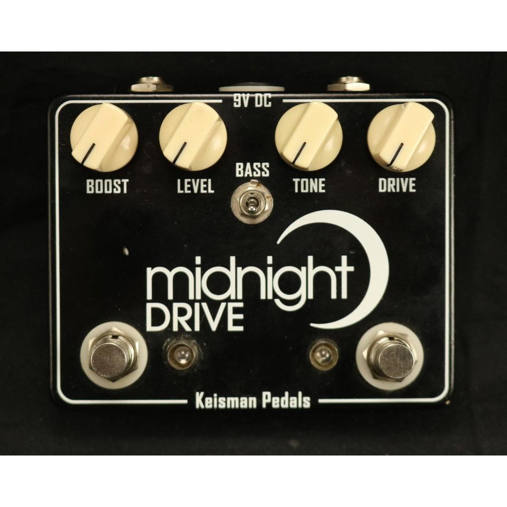 Keisman USED Keisman Pedals Midnight Drive (040)