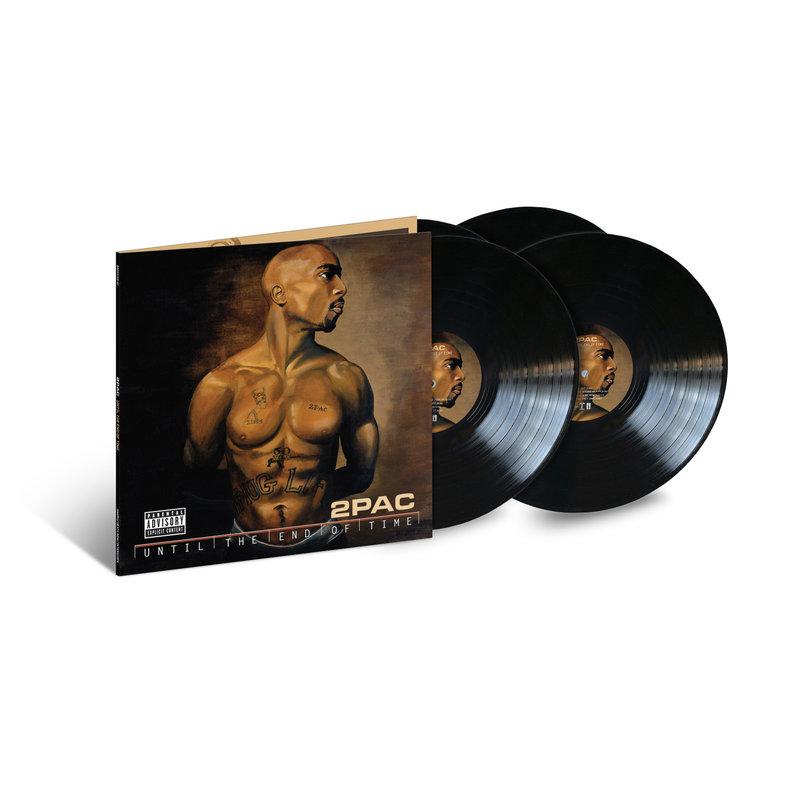 Vinyl NEW 2Pac – Until The End Of Time-4 x Vinyl, LP, Album, Reissue, 20th Anniversary
