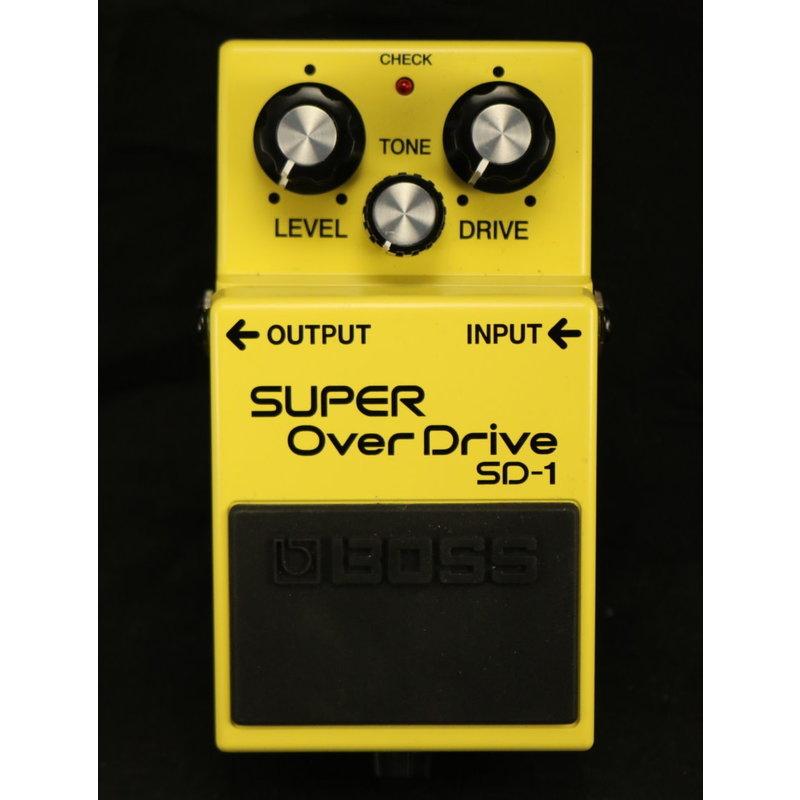 Boss USED Boss SD-1 Super Overdrive (050)