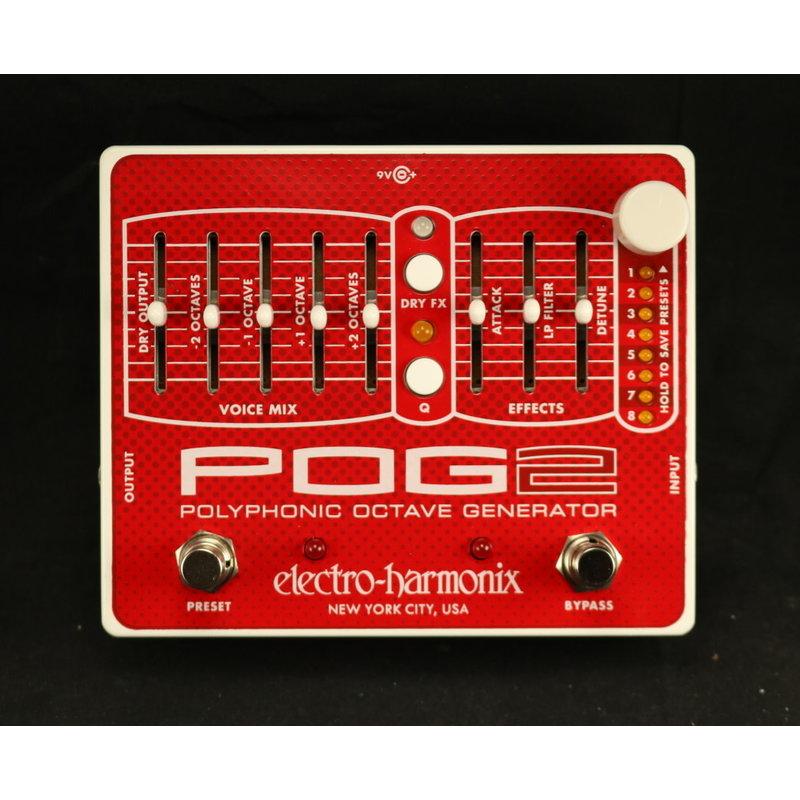 Electro Harmonix USED Electro Harmonix POG 2 (020)