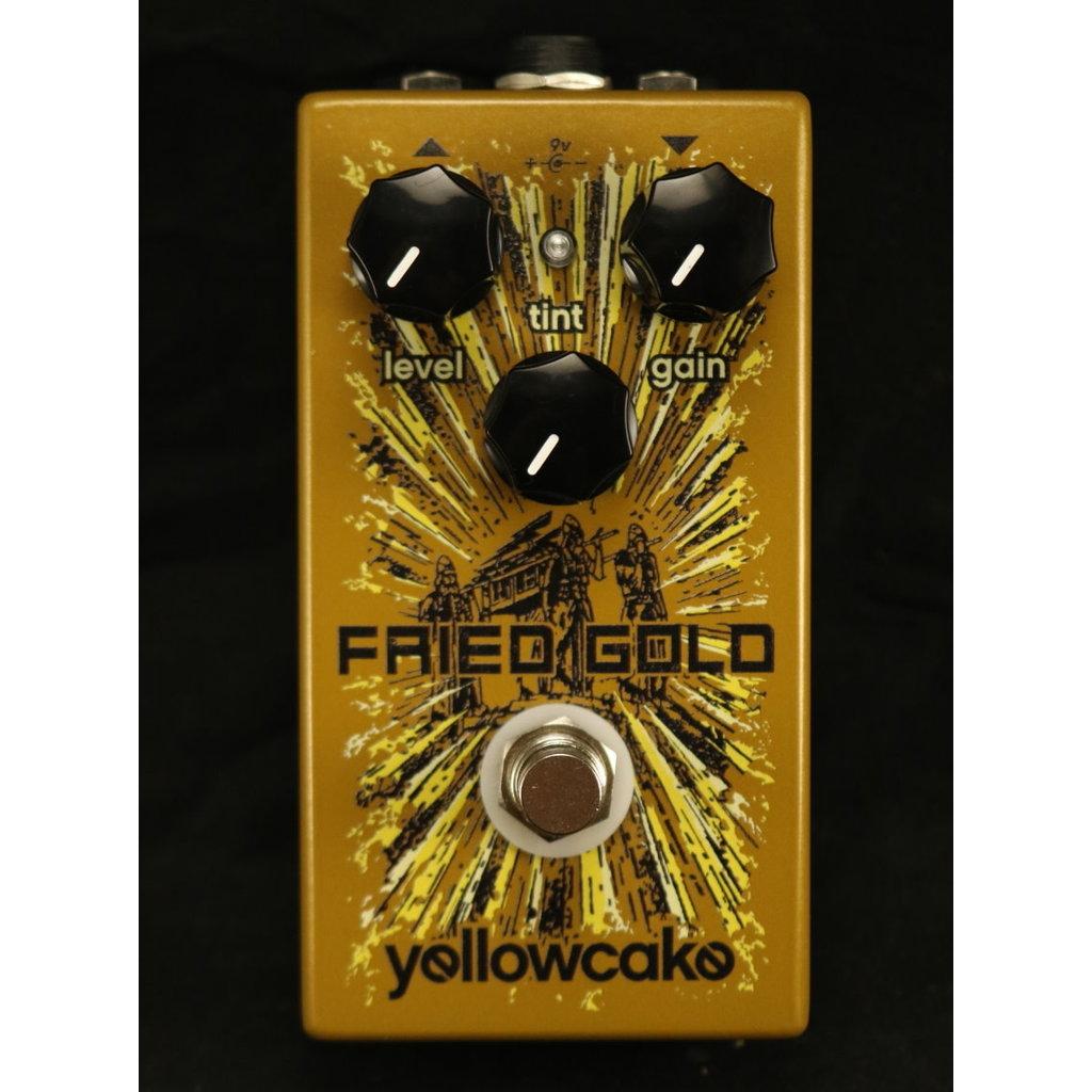Yellowcake USED Yellowcake Fried Gold (060)