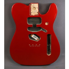 Fender NEW Fender Deluxe Series Telecaster Body - Candy Apple Red (017)
