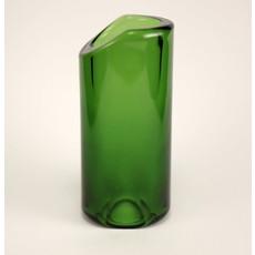 THE ROCK SLIDE NEW The Rock Slide Green Glass Slide - Medium