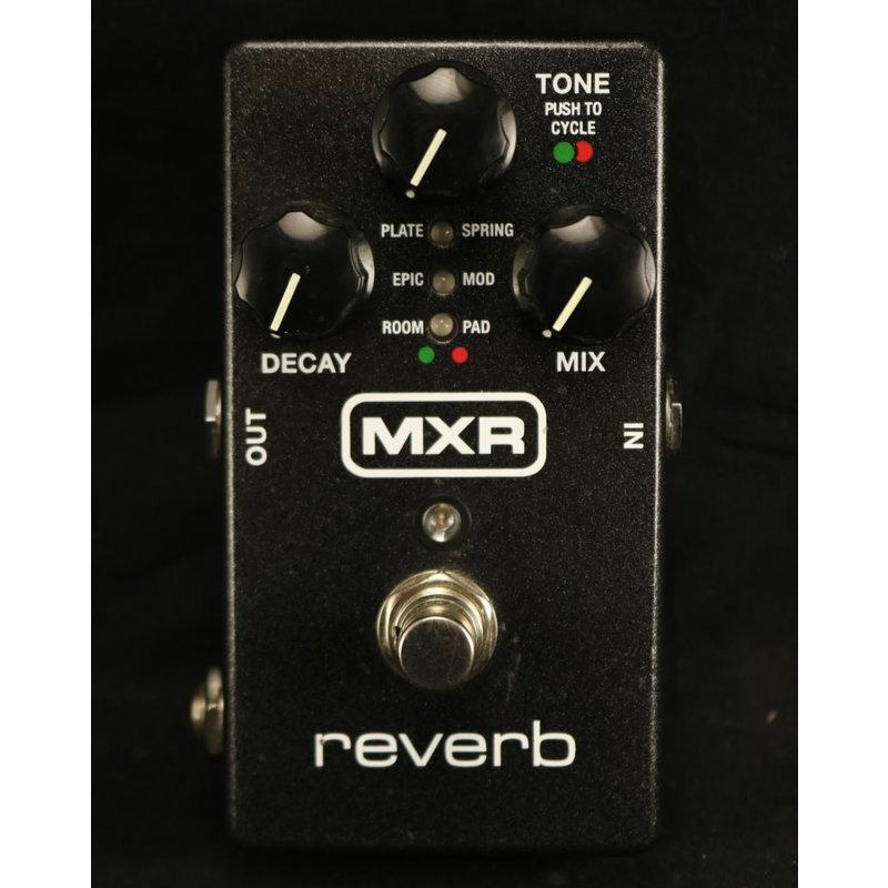 Dunlop USED Dunlop MXR Reverb (030)