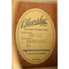 Blueridge USED Blueridge BR43 (253)