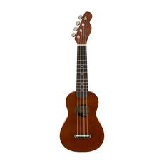 Fender NEW Fender Venice Soprano Ukulele - Natural (281)