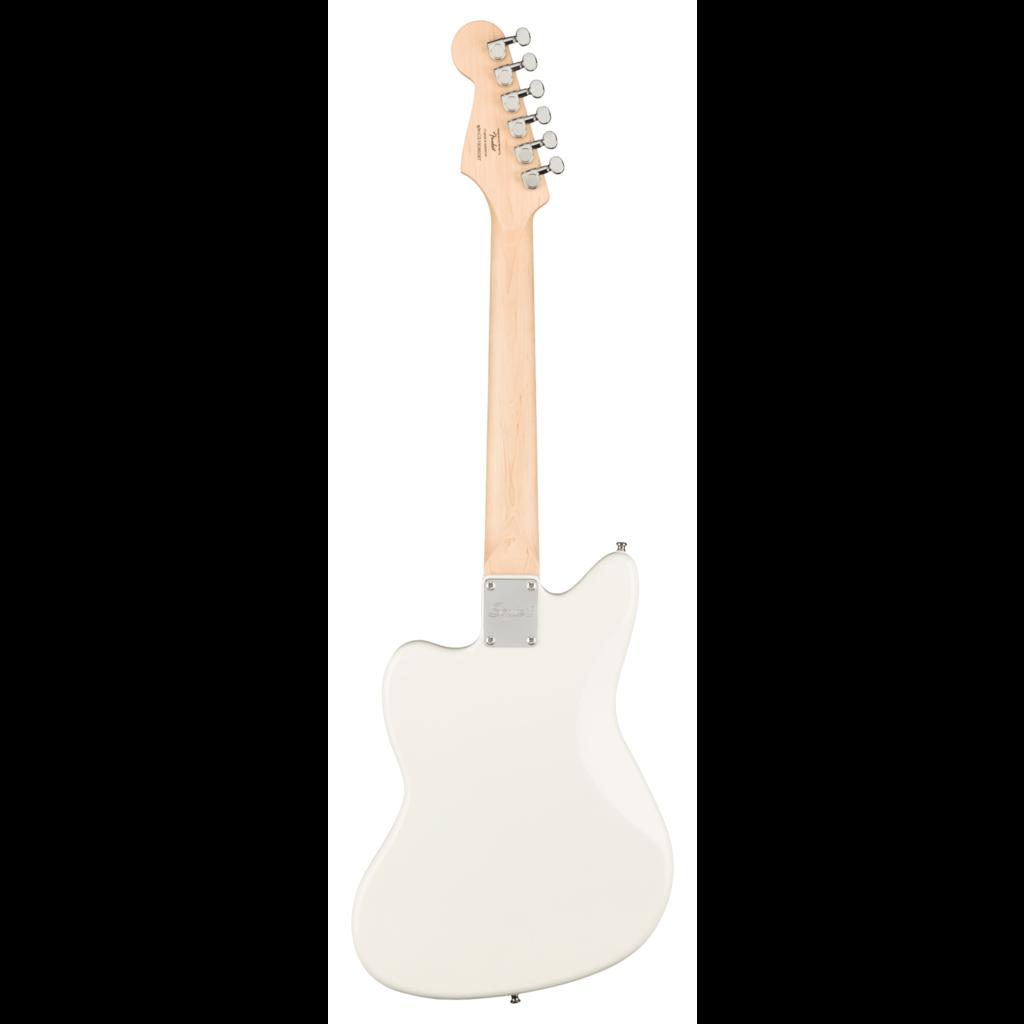 Squier NEW Squier Mini Jazzmaster HH - Olympic White (145)