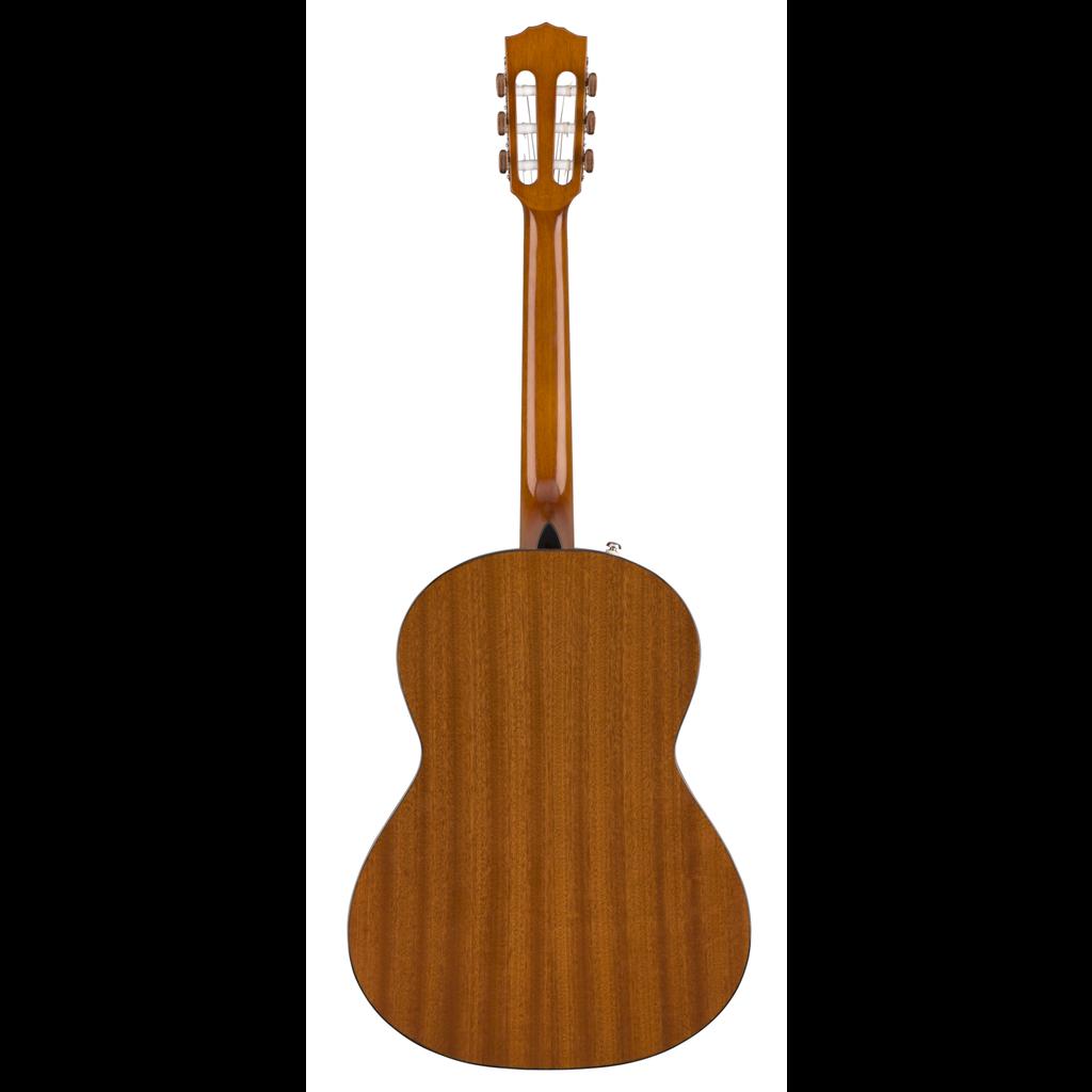 Fender Fender (665) CN-60S Nylon, Walnut Fingerboard, Natural