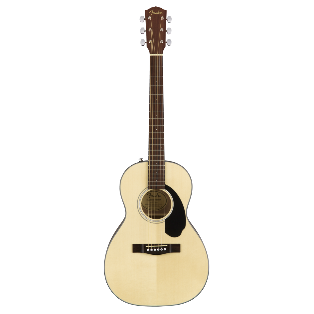 Fender NEW Fender CP-60S Parlor - Natural (683)