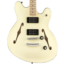 Squier NEW Squier Affinity Series Starcaster - Olympic White (508)