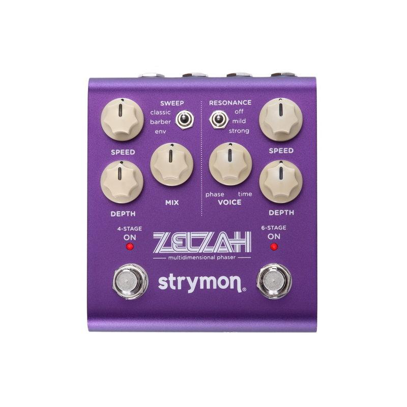 Strymon NEW Strymon Zelzah