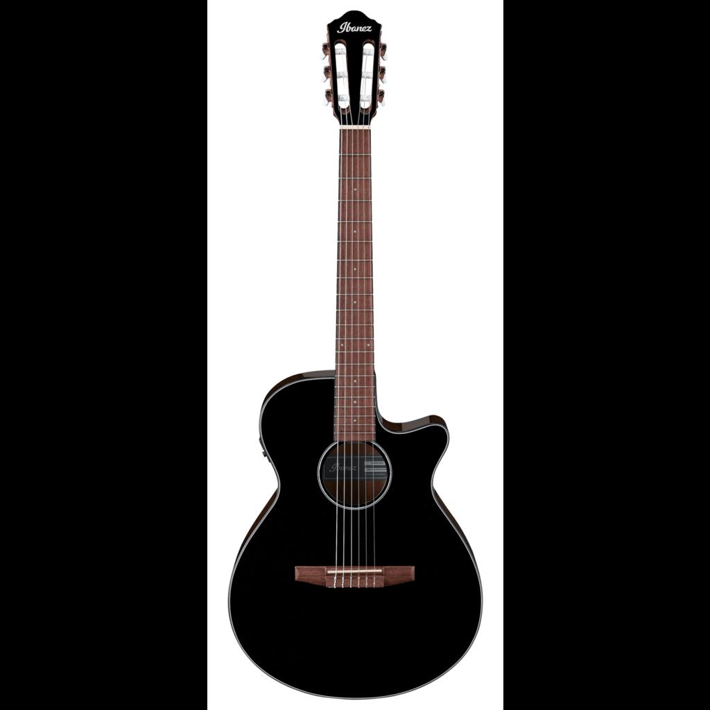 Ibanez NEW Ibanez AEG50N - Black High Gloss (245)