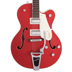 Gretsch NEW Gretsch G5410T Electromatic Tri-Five - Red/White (087)