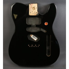 Fender NEW Fender Deluxe Series Telecaster Body - Black (783)
