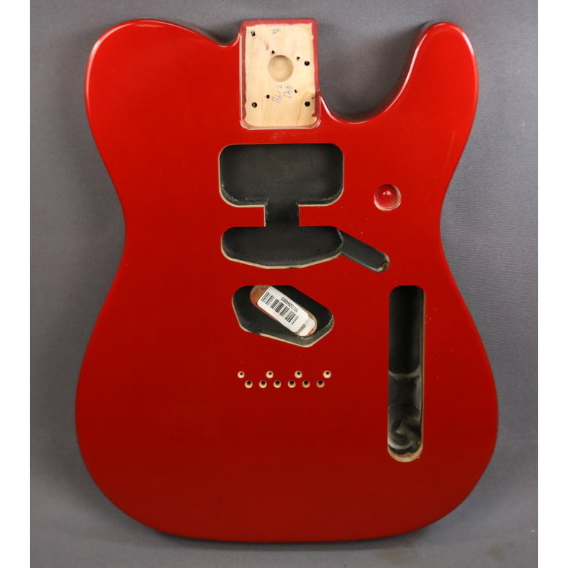 Fender NEW Fender Deluxe Series Telecaster Body - Candy Apple Red (805)