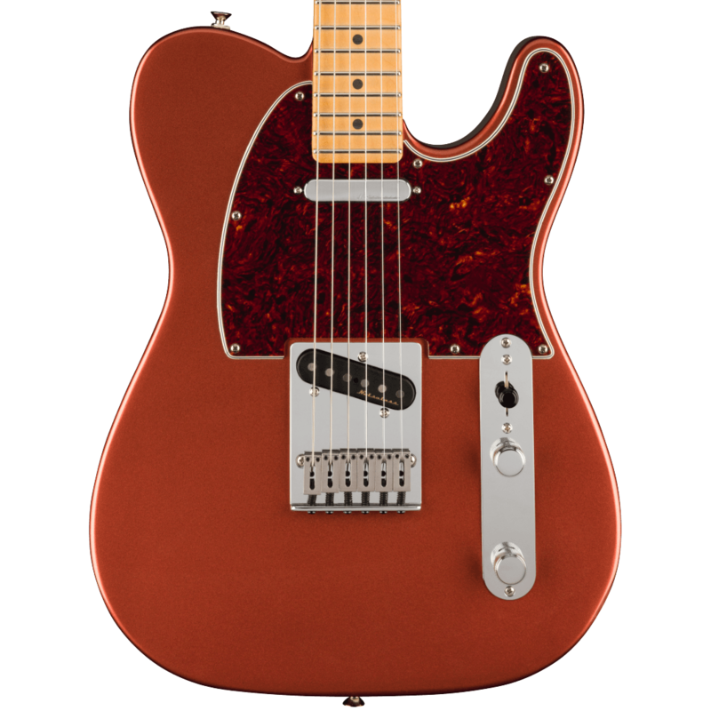 Fender NEW Fender Player Plus Telecaster - Aged Candy Apple Red (608)