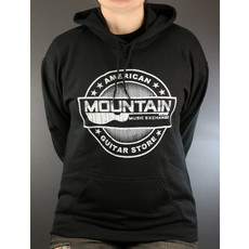 MME NEW MME American Guitar Store Hoodie - Black - Small