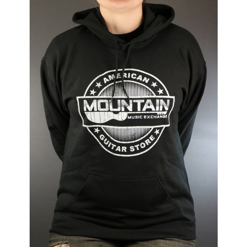 MME NEW MME American Guitar Store Hoodie - Black - 3XL