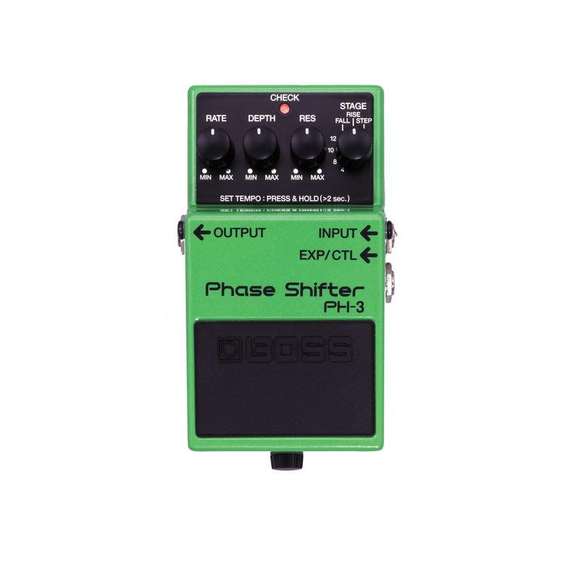 Boss NEW Boss PH-3 Phase Shifter