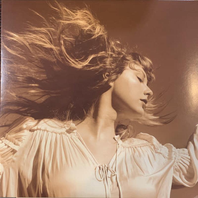Vinyl NEW Taylor Swift – Fearless (Taylor's Version)-3xLP-Gold