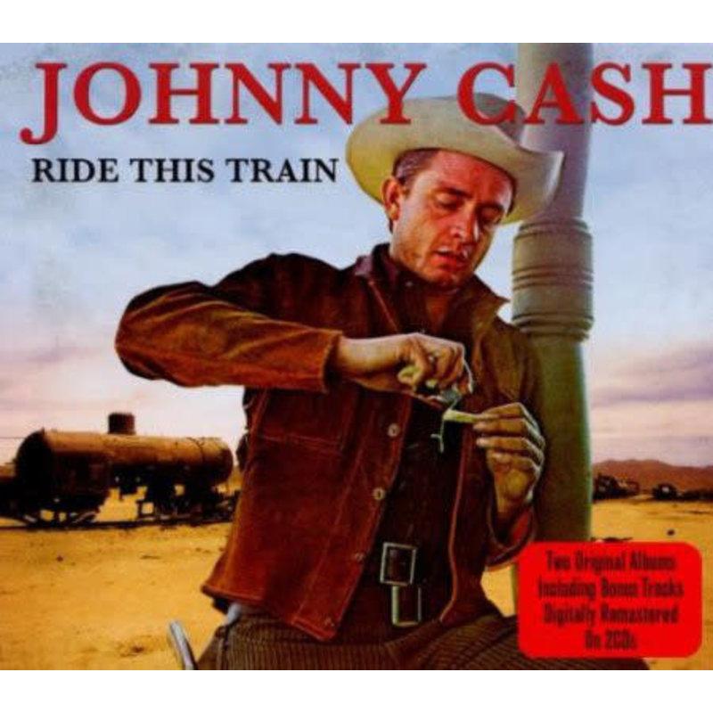 Vinyl NEW Johnny Cash – Ride This Train-CD