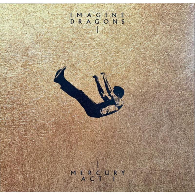 Vinyl NEW Imagine Dragons – Mercury - Act 1-LP, White
