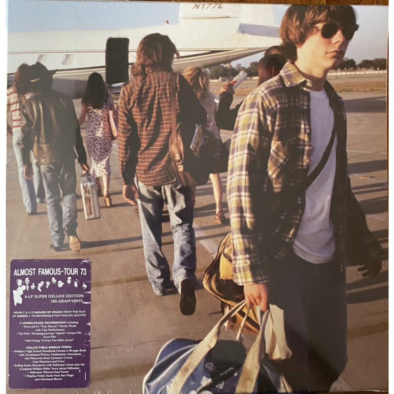 Vinyl NEW  Almost Famous: Music From The Motion Picture 6-LP Super Deluxe Edition