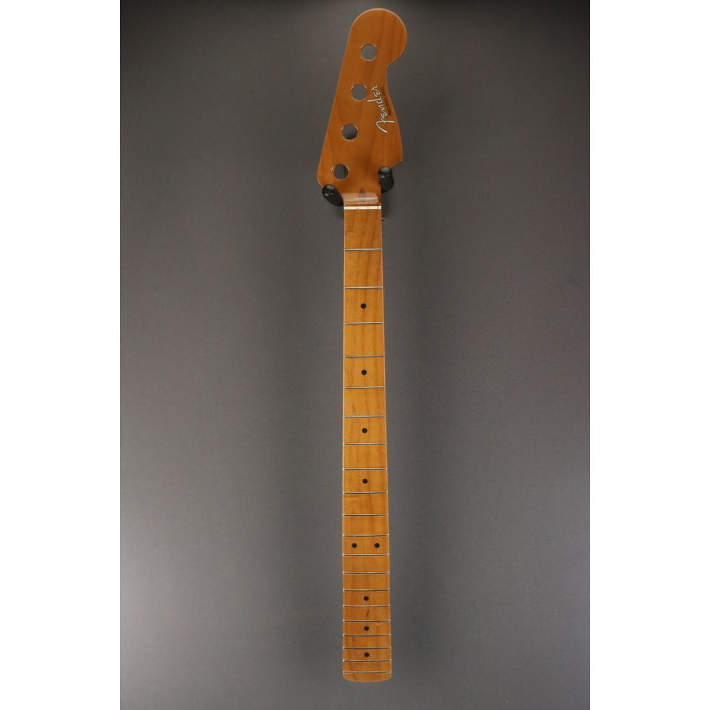 Fender NEW Fender Roasted Maple Vintera 50's Precision Bass Neck (858)
